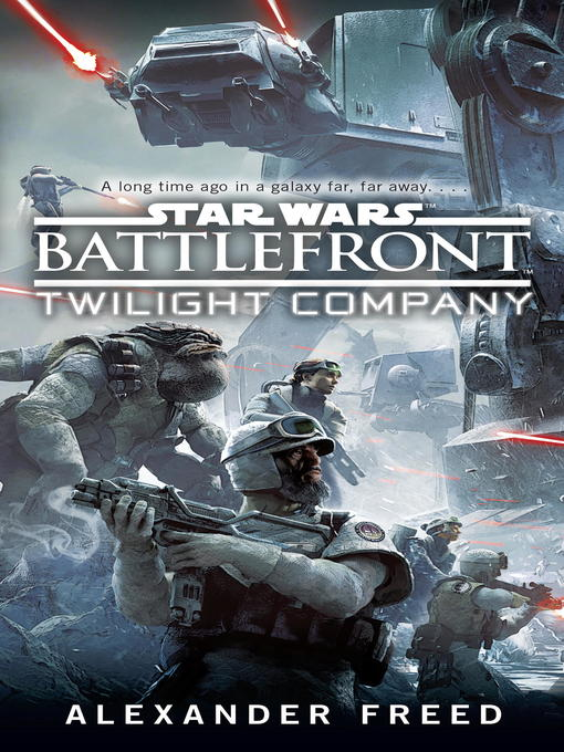 Title details for Battlefront by Alexander Freed - Wait list